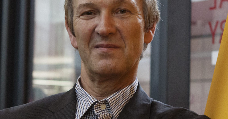 Prof. Dr. Gerhard de Haan, Zukunfts- und Bildungsforschung