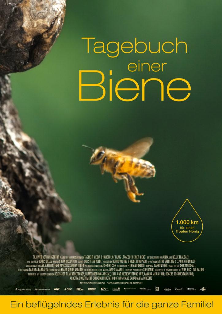 Biene Poster V1 300dpi neu
